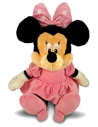 MINNIE MOUSE PLUSH W. CHIME