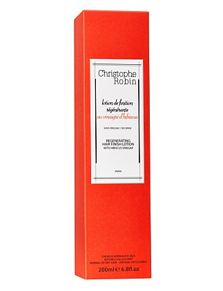 Christophe Robin Regenerating Lotion Hibiscus Vinegar