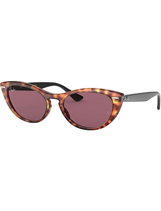783c75ef6f7 Cat Eye Sunglasses. Ray Ban