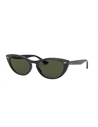 f945e26a31f24 Cat Eye Sunglasses. Ray Ban