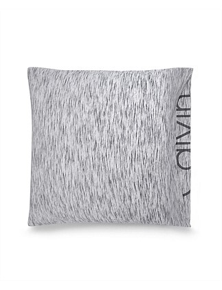 MODERN COTTON MARBLE GREY EUROPEAN PILLOW CASE