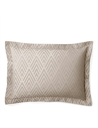 PENTHOUSE GRAY CLAYTON STANDARD PILLOW CASE 50X75CM