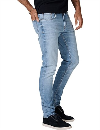 Slim Light Wash Jean