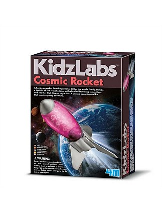 4M - KidzLabs Cosmic Rocket