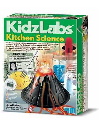 4M - KidzLabs Kitchen Science