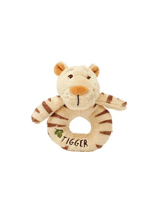 CLASSIC TIGGER RING RATTLE