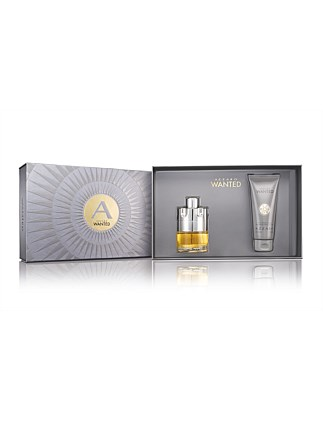 Wanted EDT 100ml Set