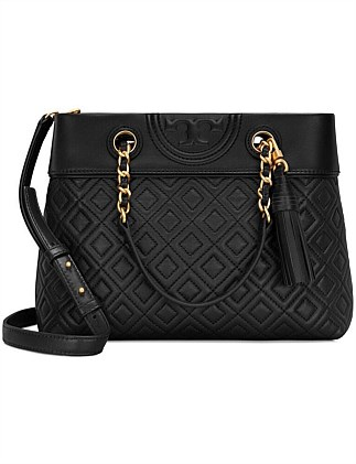a128ba8b86d6 FLEMING SMALL TOTE. Tory Burch