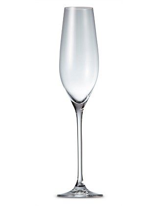 CUVEE CHAMPAGNE FLUTES S/6 210ML