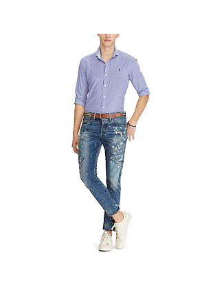 178ff35eaa Mens Classic Fit Cotton Sport Shirt Special Offer On Sale. Polo Ralph Lauren