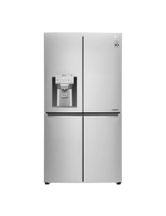 LG GF-L708PL 708L Brush Steel French Door Fridge