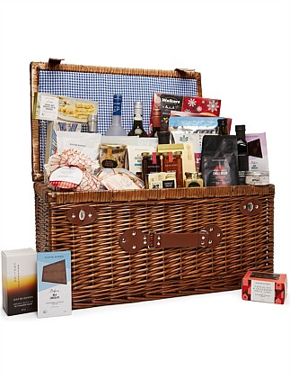 Connoisseurs Collection Hamper