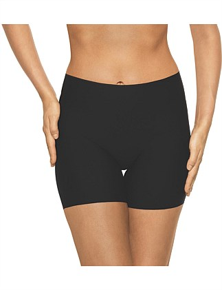 6db1082e1 BODY LIGHT WAISTED SHAPER SHORT Special Offer. BLACK  WARM TAUPE