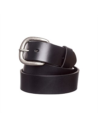 "1 1/2"" Traditional Leather Belt"