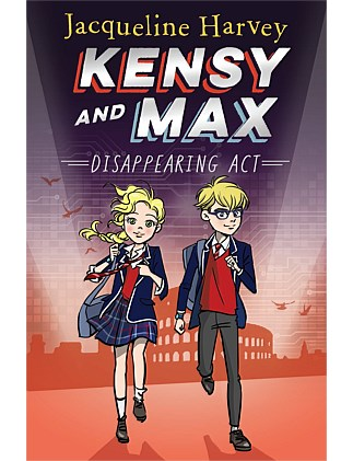 Disappearing Act - Kensy and Max Book 2