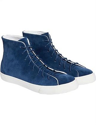 Mike High Suede Sneaker