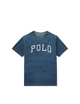 e290aa256 Cotton-Blend Graphic T-Shirt(2-7 Years). Polo Ralph Lauren