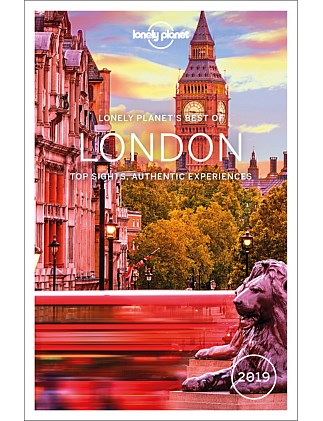 Best of London 2019 Travel Guide