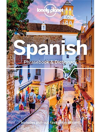 Spanish Phrasebook & Dictionary - 8th Edition