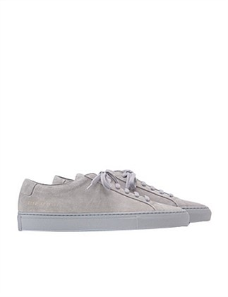 0777589fac38a Original Achilles Low Suede Sneaker. Common Projects