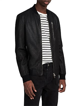 Kino Leather Bomber