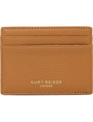 E LEATHER CARD HOLDER