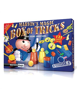 Marvin's Magic, Box of 125 Tricks