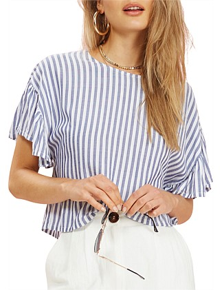 AFAR STRIPE TOP