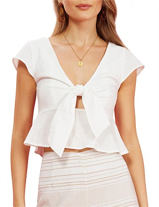 AMORE SWEETHEART TOP