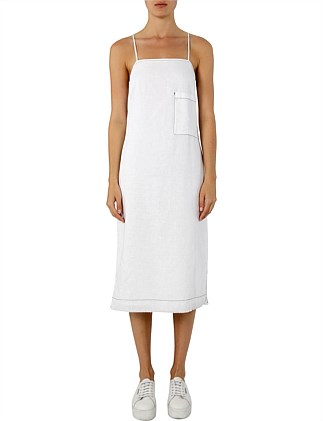 Grace Contrast Stitch Dress