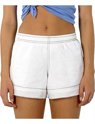 Grace Contrast Stitch Short