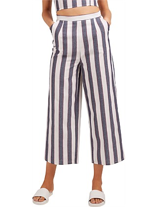 sequence stripe pant
