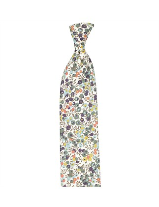 7.5 CM LIBERTY WILTSHIRE PRINT COTTON TIE