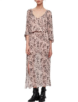 Chesca Petal Long Dress