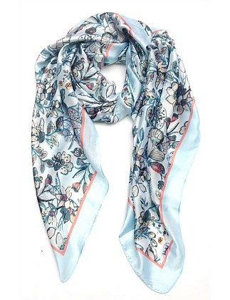 Floral Festival Scarf