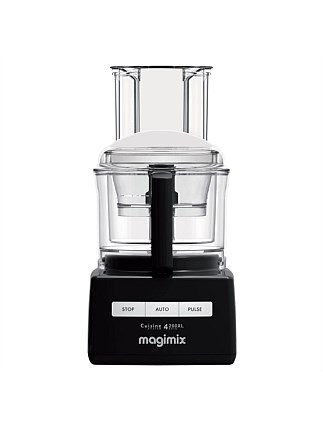 4200XL Food Processor - Black