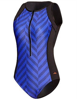 Spirit Turbo One Piece With Zip
