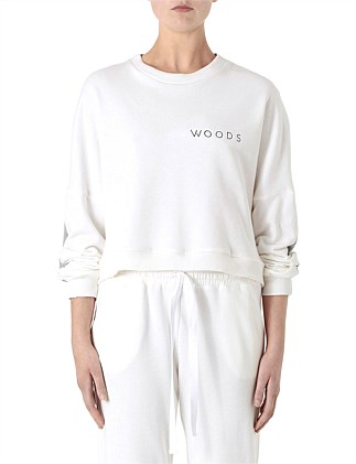 Woods Crop Sweater