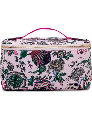 TILDA PRINTED  TRAVEL COSMETIC CASE
