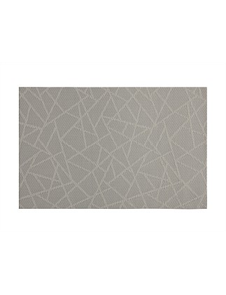 Mosaic Placemat Taupe