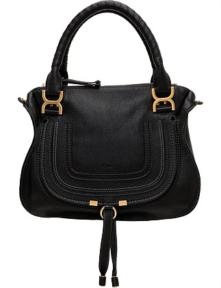 FAYE LEATHER HANDBAG