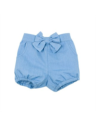 Clothing, Shoes & Accessories Responsible Country Road Boys Blue Check Board Shorts Sz 3-6 Months