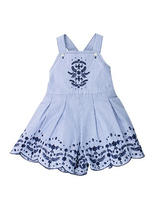 Betty Shirred Playsuit(3-12Months)