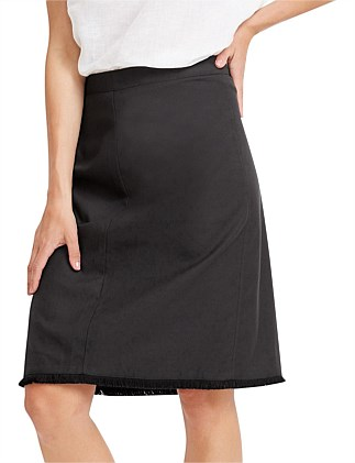 SOFIA TRIM SKIRT