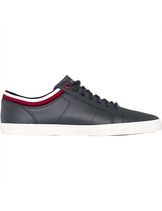 ESSENTIAL LEATHERMIX LOW SNEAKER