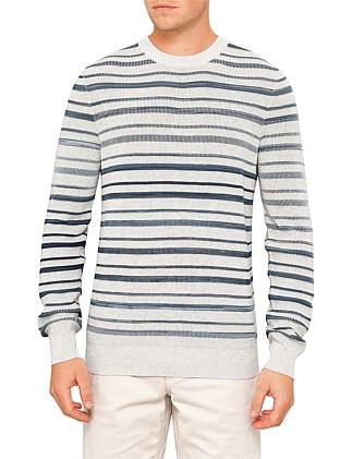 a44af1d1c Akrighe striped knit Special Offer ...