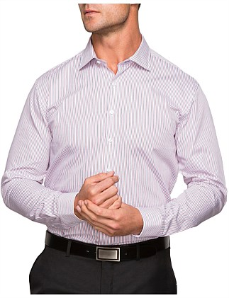 MULTI COLOUR STRIPE SLIM FIT SHIRT