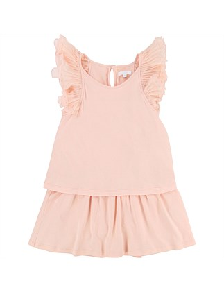 Croisiere Dress(4-8Years)