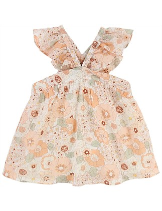 Summer Blouse(4-8Years)