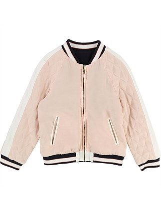 Spring Bomber Jacket(4-8Years)
